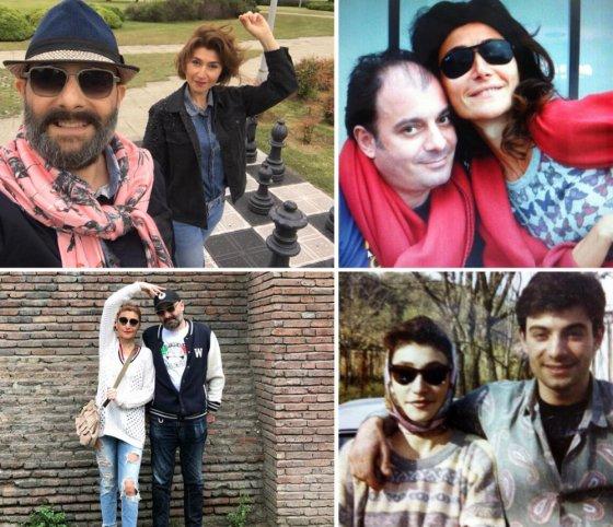ნანუკა გოგიჩაიშვილის ცნობილი მშობლები - 31 წელი ქორწინებიდან - დიდი ბედნიერებაა გყავდეს ესეთი მეუღლე