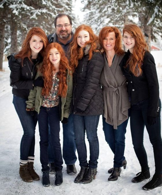ოჯახი ირლანდიიდან