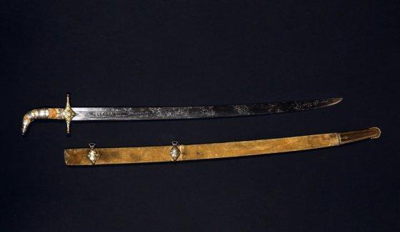 ხმალ დავითფერულის ისტორია