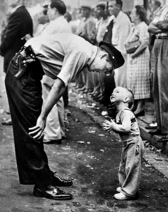 პულიცერის პრემიის მქონე ფოტო 1958 რწმენა და ნდობა