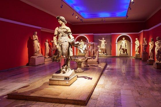 ანტალიის მუზეუმში
