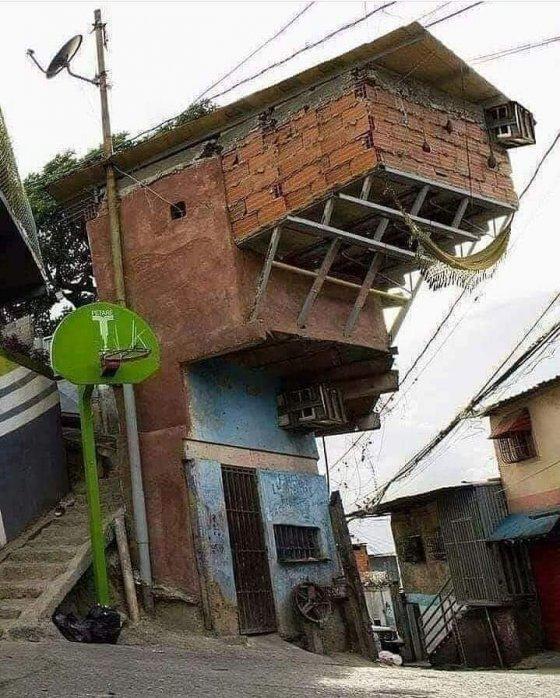 ჰამაკში ვინც ჩაჯდება ის მოიგებს ამ სახლს