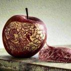 ვაშლისგან გაკეთებული შედევრი