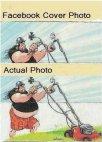 """""""ფეისბუქის"""" გვერდის ფოტო და რეალური სურათი"""
