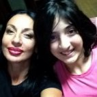 ლელა და მისი ქალიშვილი