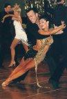 გოჩა ჩერტკოევისა და მისი მეუღლის საოცარი ცეკვა