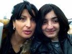ლელა წურწუმიას შვილი მასწავლებელთან ერთად