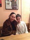 ლელა წურწუმია შვილთან ერთად