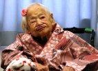 მსოფლიოში ყველაზე ხანდაზმული ადამიანი