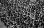 მამაკაცი,რომელმაც გააპროტესტა  ნაცისტური მისალმება-1936 წელი