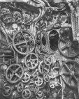 პირველი მსოფლიო ომის დროინდელი წყალქვეშა ნავის სამართავი მექანიზმი