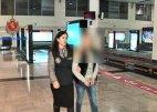 თბილისის აეროპორტში ქაბატონი დაიჭირეს, გაიძახოდა მარიხუანაო