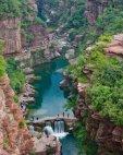 წითელი ქვის კანიონი (ჩინეთში)