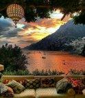ზღაპრული ადგილი (Positano, Italy)
