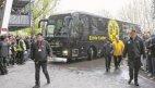 """დორტმუნდის """"ბორუსიას"""" ავტობუსთან აფეთქება მოხდა, დაშავებულია ფეხბურთელი მარკ ბარტა"""