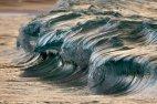 ფოტოგრაფი Pierre Carreau იკვლევს ტალღების ფორმას,ბუნებას და მოძრაობას