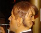 ორსახიანი ადამიანი-ედვარდ მორდრეიკი,ერთი სახე წინ ჰქონდა, მეორე კეფაზე