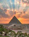 ასე ამოდის მზე ეგვიპტეში