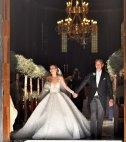700 ათას ევროიანი საქორწინო კაბა