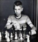 14 წლის ბობი ფიშერი.