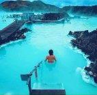 ცისფერი ლაგუნა, ისლანდია
