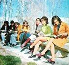 სტუდენტები ირანიდან 1960-იან წლებში