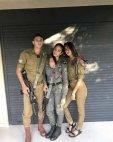 ისრაელის რეგულარული ჯარის ორი ლამაზმანი