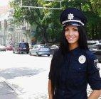 უკრაინელი პოლიციელი