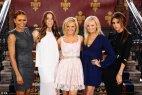 Spice Girls- ის გოგონები 2012 წელს