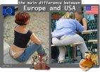 ევროპა VS აშშ