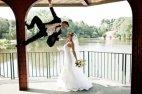 საინტერესო  საქორწილო ფოტოსესია