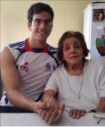 23 წლის ბიჭი 91 წლის ბებიის დაზე დაქორწინდა