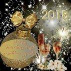 ახალ წელს  გილოცავთ, ინტერმედიელებო. წარმატებული და ბედნიერი ყოფილიყოს 2018 წელი ყველასათვის