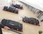 ჰეიდარ ალიევის სამთავრობო ესკორტის ავტომობილები