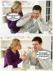 ცოლ–ქმრის ჩხუბი ბრიყვს მართალი ეგონაო