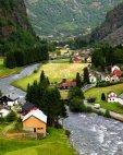 სოფელი შვეიცარიაში