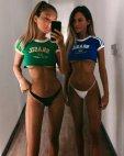 ბრაზილიის ნაკრები მხარდამჭერი გოგოები