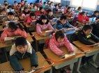 ჩინეთში ახლომხედველობასთან საბრძოლველად ახალი ტიპის მერხები შემოაქვთ