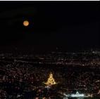 ჩვენი ლამაზი დედაქალაქი ღამით