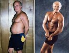 ექიმმა ჯეფრი ლაიფმა 74 წლის ასაკში გადაწყვიტა ცხოვრების სტილი შეეცვალა..აი შედეგიც