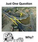ერთი კითხვა მაქვს – რატომ?