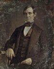 აბრაამ ლინკოლნის პირველი ფოტო!