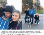 ფინეთის პრეზიდენტი დაცვის გარეშე ასეირნებს ქუჩაში ძაღლს და გოგონების თხოვნით სურათებსაც იღებს