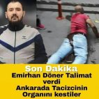 თურქეთში მამამ მისი გოგონას გამაუპატიურებელს, სახალხოდ მოაჭრა სასქესო ორგანო