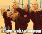 ნორვეგიელი გოგონები სილამაზით სლავებს არაფრით ჩამოუვარდებიან