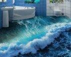 მათთვის, ვისაც ზღვა ძალიან უყვარს-კრეატიული აბაზანა