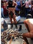 ლგბტ საზოგადოება ბრაზილიაში ჯვარცმას ასე ეპყრობა!!!