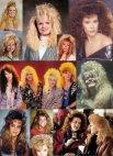 80-იანი წლების თმის სტილი