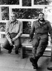 ლეონიდ ბრეჟნევი და ფიდელ კასტრო-1972 წელი