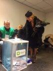 იუნა შაფათავა საქართველოს საპრეზიდენტო არჩევნებზე აშშ-ში